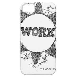 WORK: The Vicious Cycle iPhone SE/5/5s Case