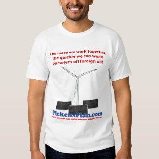 Work Together PickensPlan T-Shirt