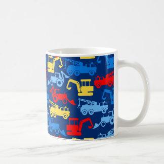 Work trucks coffee mug