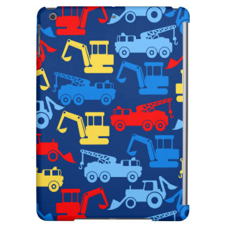 Work trucks iPad air cover