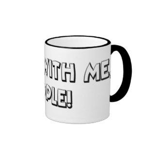 Work With Me People Mug