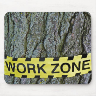 Work Zone Mouse Pad