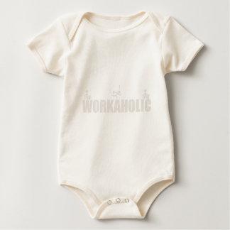 WORKAHOLIC BABY BODYSUIT
