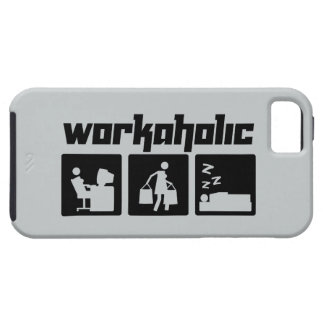 Workaholic iPhone SE/5/5s Case
