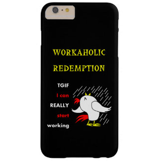 Workaholic's TGIF Barely There iPhone 6 Plus Case