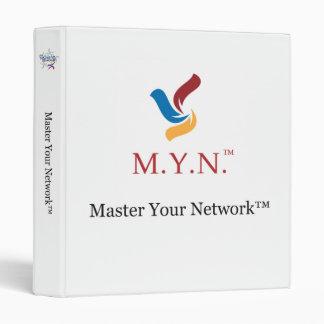 Workbook Binder - MYN