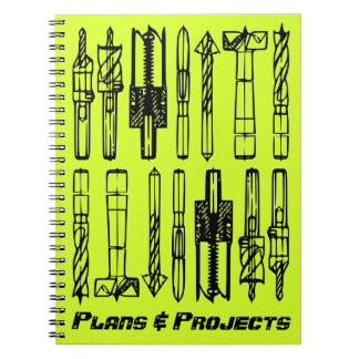 Workbook Project Log: Plans & Projects Notebook
