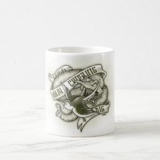 WorkBuyConsumeDie Coffee Mug