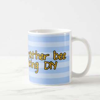 worker bee - handyman coffee mug