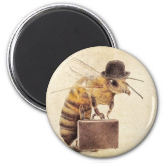 Worker Bee Magnet