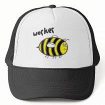 Worker Bee Trucker Hat