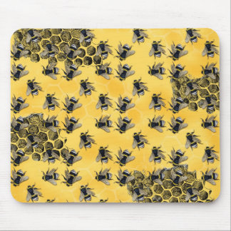 Worker Bees Mousepad