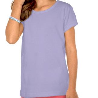 Worker Studio's COSMO T-Shirt in Orange/Purple
