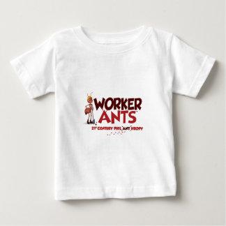 WorkerAnts Classic Baby T-Shirt