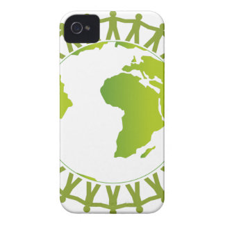 Workers Around the World iPhone 4 Cover