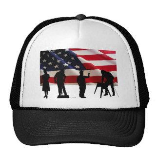 WORKERS TRUCKER HAT