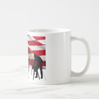 WORKERS CLASSIC WHITE COFFEE MUG
