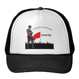 Workers of the World Trucker Hat