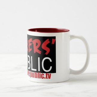 Workers' Republic Mug