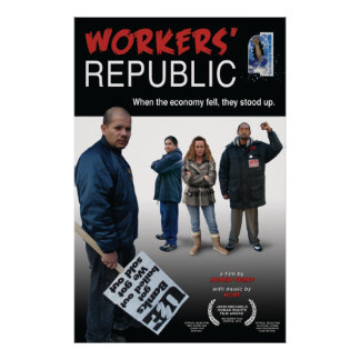 Workers' Republic Poster