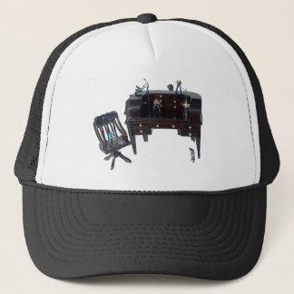 WorkersTeamworkToolsDesk052714.png Trucker Hat