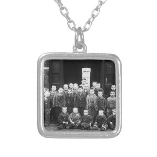 Workhouse Children Silver Plated Necklace