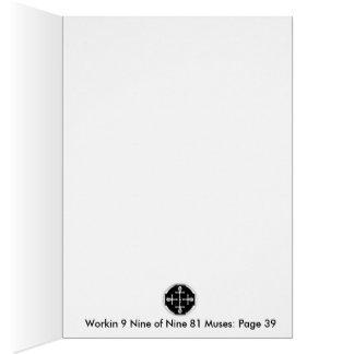 Workin 9 Nine of Nine 81 Muses P39 IT Card