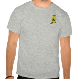 Workin Hard in the Texas State Guard Tshirt