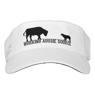 Working Aussie Source Knit Visor