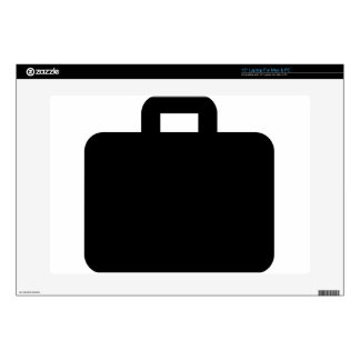 """Working Briefcase Decal For 15"""" Laptop"""