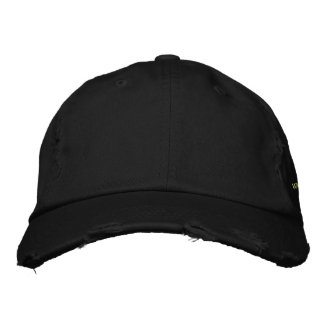 working class embroidered baseball hat