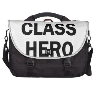 Working Class Hero Laptop Computer Bag