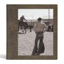 Working Cowboy Binder