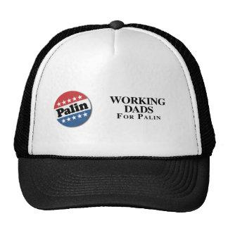 WORKING DADS FOR PALIN TRUCKER HAT