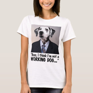 working dog light 2 T-Shirt
