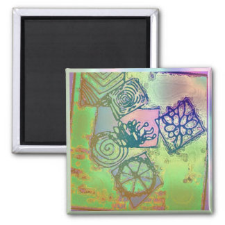 working draft 2 inch square magnet