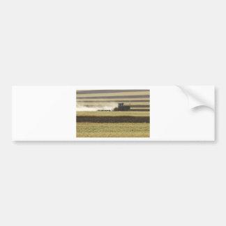 Working Farmer Bumper Sticker