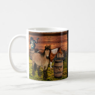 Working Girls Saloon Coffee Mug