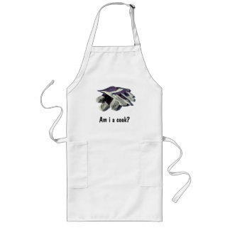 Working gloves, Am i a cook? Long Apron