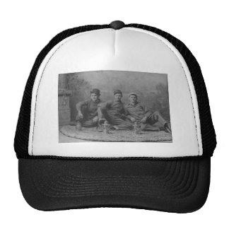 Working Hard for the Railroad Trucker Hat