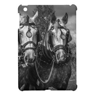 Working Horses iPad Mini Cases