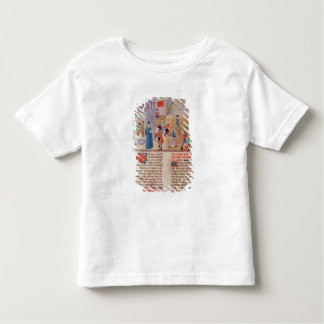 Working in the Vineyard Toddler T-shirt