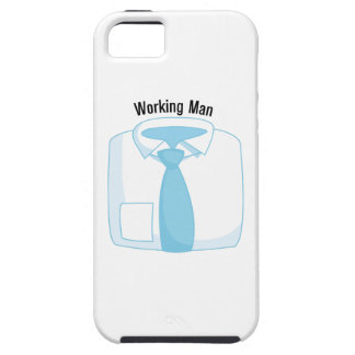 Working Man iPhone 5 Cover
