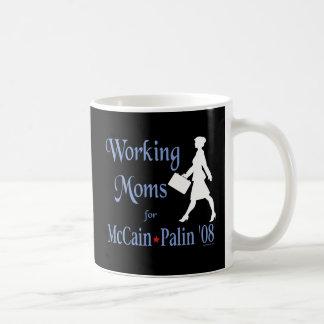 Working Moms for McCain Palin Mug