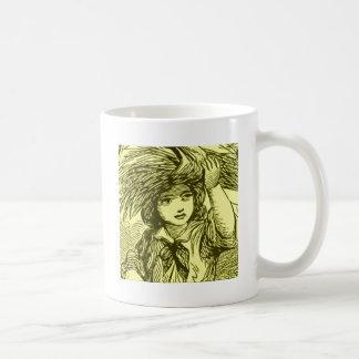 Working Classic White Coffee Mug