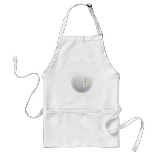 Working Out Adult Apron