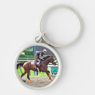 Working Out in Style at Saratoga Keychain