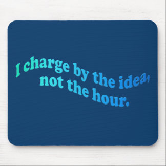 Working Overtime Mouse Pad