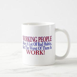 Working People Coffee Mug