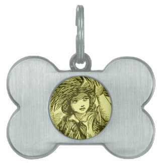 Working Pet Tag